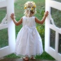 結婚式演出と披露宴,小さな天使の画像